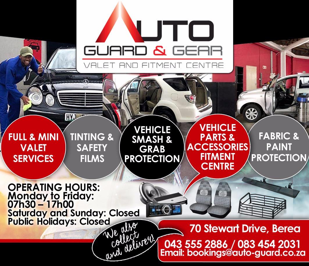 AutoGuard & Gear Profile